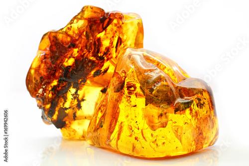 Valokuva Natural amber