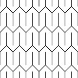 Stylowy ornament liniowy. Jednolite wektor wzór - 169949222