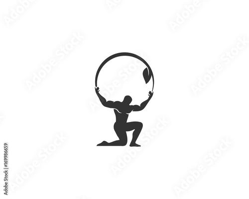 Photo  Atlas eco logo