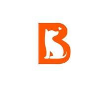 Buddy Dog Logo Icon