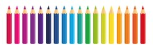 Vector Collection Crayons Colo...
