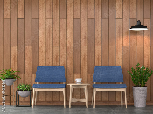 Modern contemporary living room interior d rendering image there