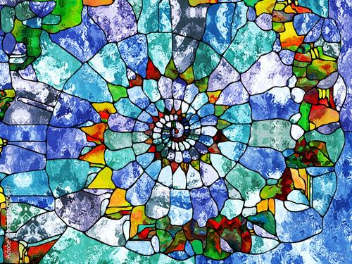 abstrakcja-organiczny-wzor