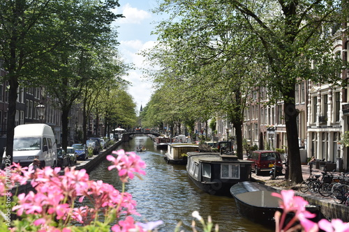 Poster Amsterdam Amsterdam Canale