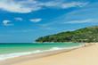 Naithon beach on Phuket island, Thailand