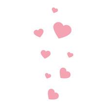 Heart Valentine Love Icon, Vec...
