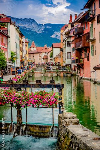 Photo Promenade dans le vieil Annecy