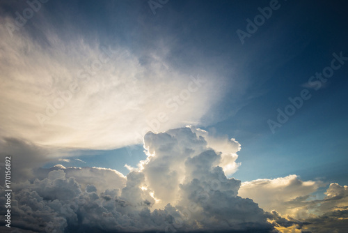 Foto  sky,Cloud cover sun