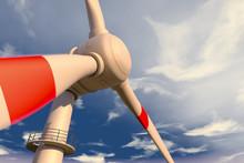 Large Wind Generators For Generating Energy