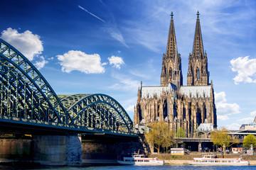 Fototapeta Cologne Cathedral