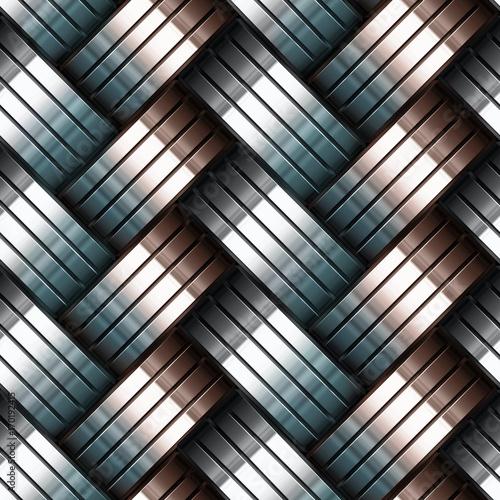 bez-szwu-kolorowe-tekstury-splecionych-grup-trzech-metalowych-rings-high-resolution-bezszwowych-tekstur