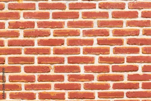Fototapeta mur z cegły
