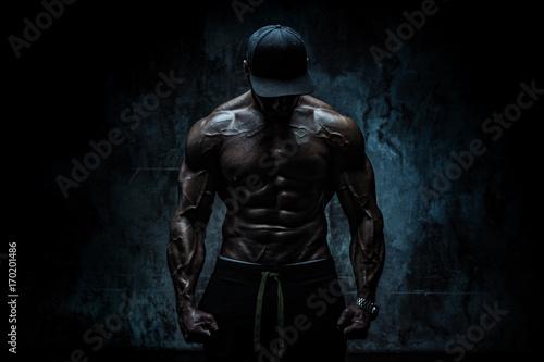 Photo Strong man
