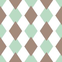 Panel Szklany Podświetlane Skandynawski Scandinavian seamless texture of triangle