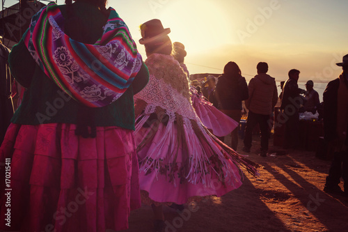 Recess Fitting South America Country Peruvian dance