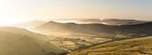 Edale Valley From Grindslow Kn...