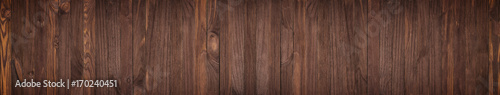 Poster Bois Grunge surface with wood texture background, panorama