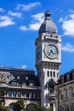 Clock Tower Of The Gare De Lyo...