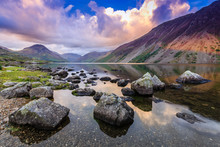 Wastwater In The Lake District...