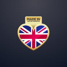 MADE IN UNITED KINGDOM