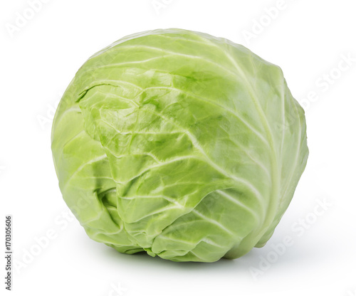 Photo green cabbage