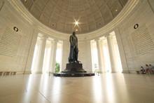 Thomas Jefferson Memorial In W...