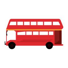 Double Decker Bus London Relat...