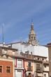 village of Medina de Rioseco, Valladolid province, Castilla y Leon, Spain