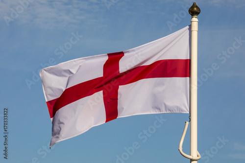 Photo Flag of St George