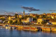 Belgrade Sunset