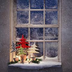 Fototapeta Boże Narodzenie/Nowy Rok Waiting Christmas 3D Rendering