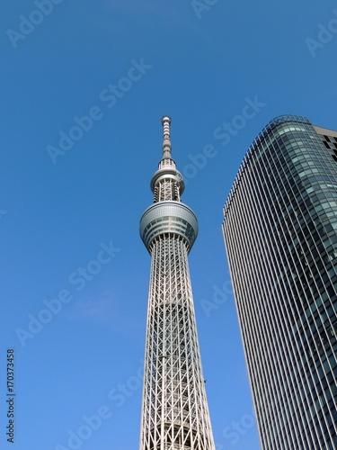 東京ソラマチとスカイツリー