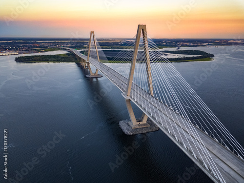 Charleston bridge - 170378221
