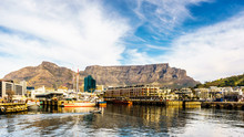Table Mountain Viewed From The...