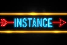 Instance  - Fluorescent Neon S...