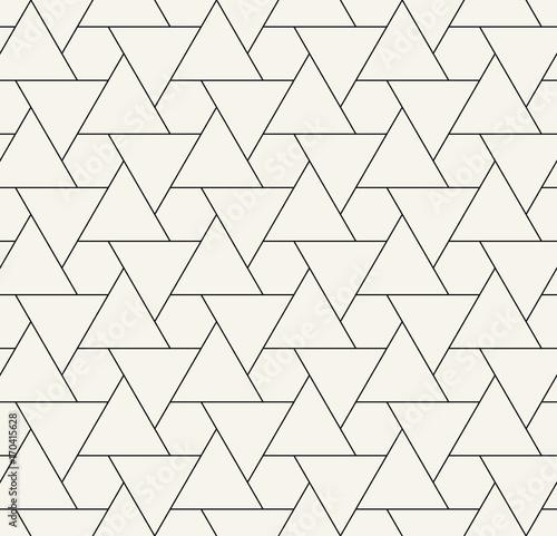 bezszwowe-trojkat-geometryczny-wzor-siatki-szesciokat