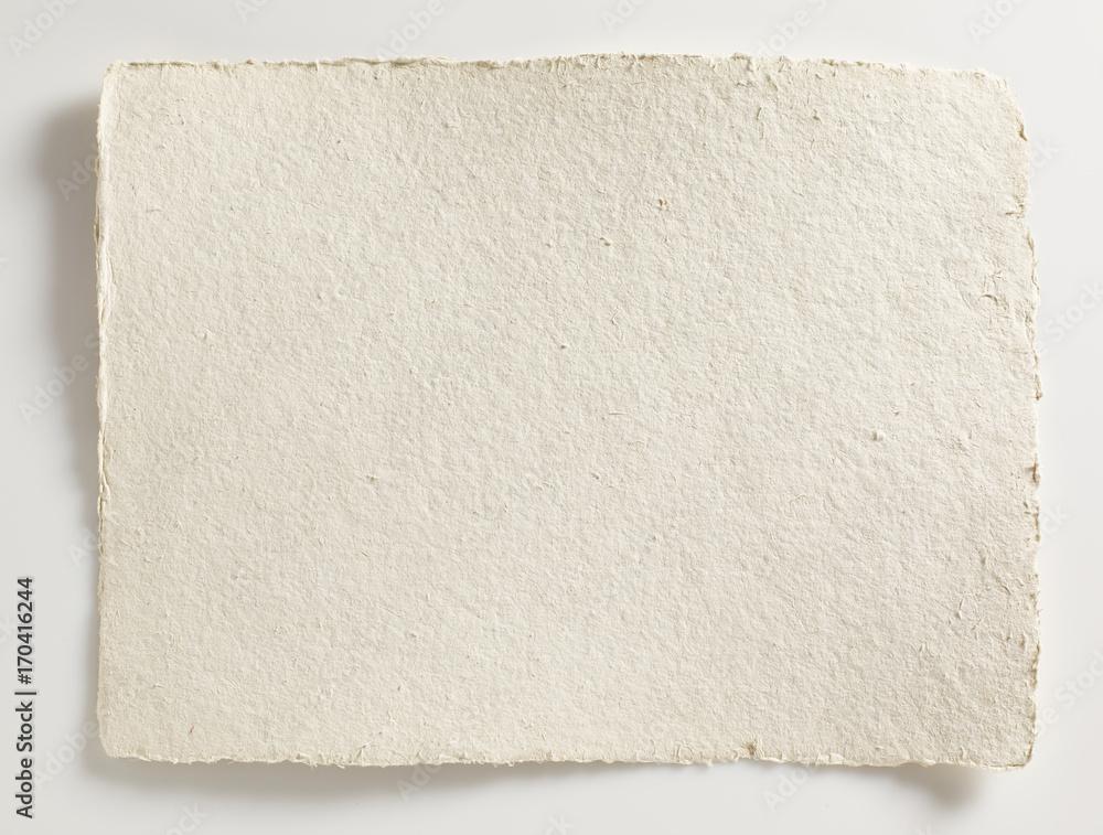 Fototapeta Büttenpapier