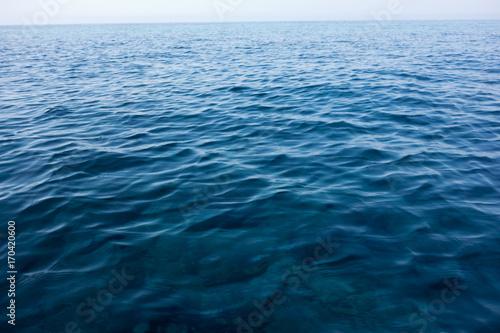 Fotobehang Zee / Oceaan beautiful sea
