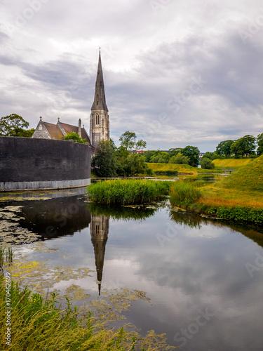 Photo  St Albans Church Copenhagen