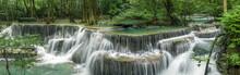 Huai Mae Khamin Waterfall (Six...