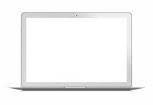 Laptop In Apple Macbook Air St...