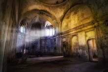 Mystical Fantasy Haunted Aband...