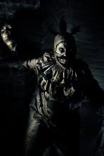 Scary Horror Clown