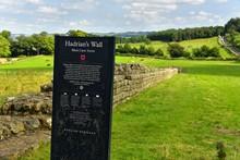 Großbritannien - Hadrians Wall