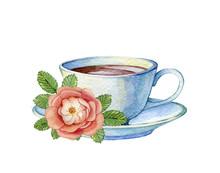 Hand Drawn Watercolor Illustra...