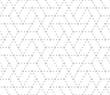 simple seamless geometric grid vector pattern