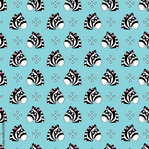 cute-kids-pattern-for-girls-and-boys-colorful-zebra-stars-on-the-abstract-background-create-a-fun-cartoon-drawing-the-background-is-made-in-pastel-colors-urban-backdrop-for-textile-and-fabric