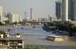 Cityscape of Bangkok, Thailand