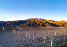 San Gorgonio Pass Wind Farm At...