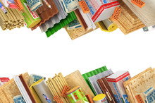 Set Of Construction Materials ...